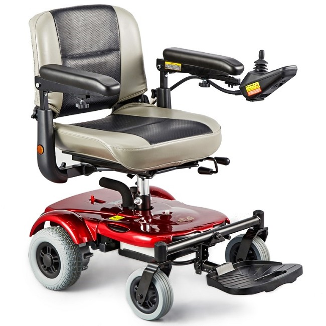 EZ-GO Travel Power Chair Enlarged