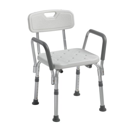 Bath chair w/ arms Enlarged