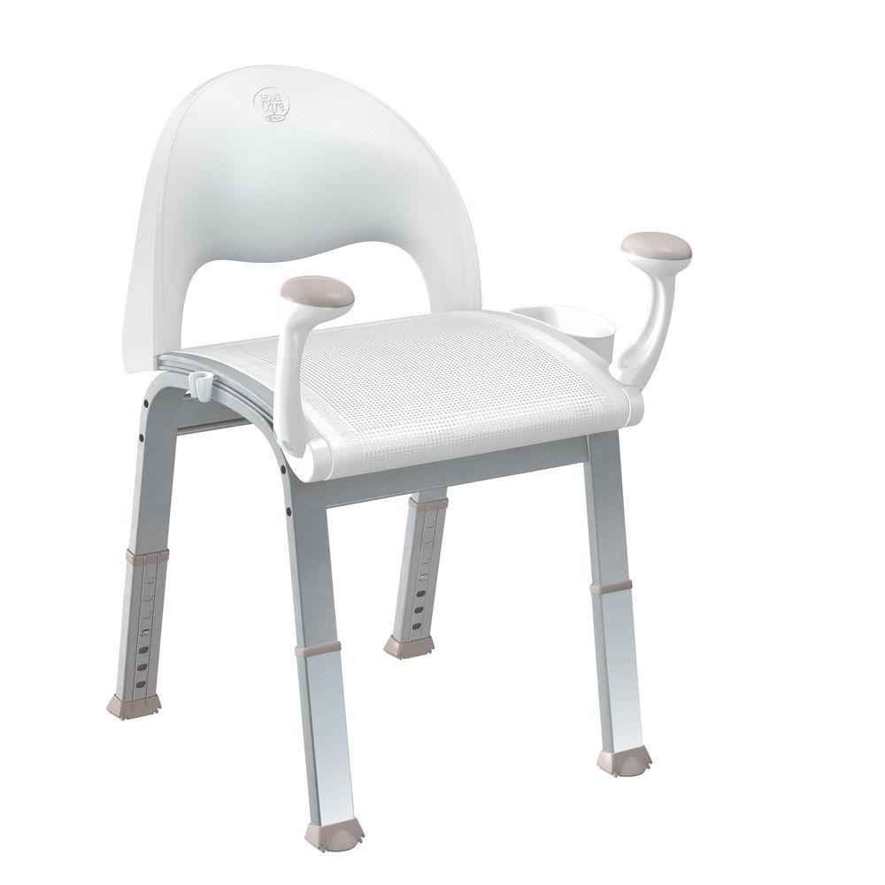 Moen Premium Shower Chair Enlarged