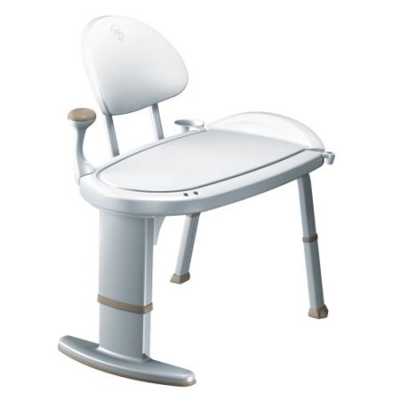 Moen Premium Tub Transfer Bench Enlarged
