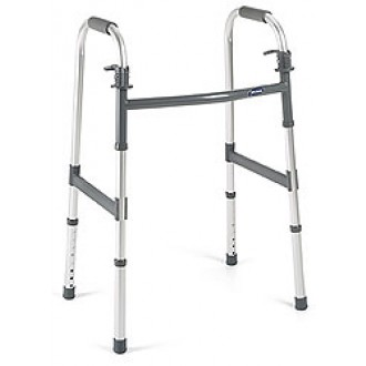 Dual Release Adult Walker Enlarged