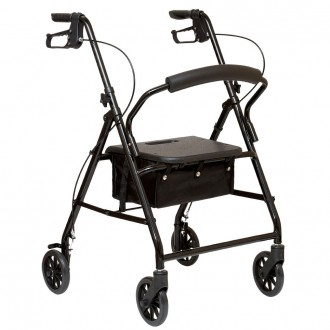 ProBasics Steel Rollator with Loop Brakes Enlarged