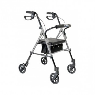 Set n' Go Height Adjustable Rollator